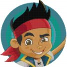 DISNEY JAKE AND THE NEVERLAND PIRATES #2  CROSS STITCH PATTERN PDF ONLY
