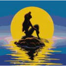 DISNEY LITTLE MERMAID #5  CROSS STITCH PATTERN PDF ONLY
