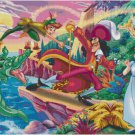 DISNEY PETER PAN #1 CROSS STITCH PATTERN PDF ONLY