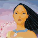 DISNEY POCAHONTAS #3 CROSS STITCH PATTERN PDF ONLY