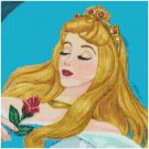 DISNEY SLEEPING BEAUTY #3 CROSS STITCH PATTERN PDF ONLY
