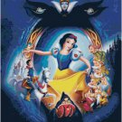 DISNEY SNOW WHITE #1 CROSS STITCH PATTERN PDF ONLY