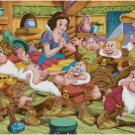 DISNEY SNOW WHITE AND THE SEVEN DWARVES CROSS STITCH PATTERN PDF ONLY