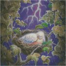 DOVE WEATHERING THE STORM CROSS STITCH PATTERN PDF ONLY