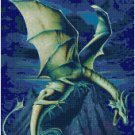 DRAGON #1 CROSS STITCH PATTERN PDF ONLY