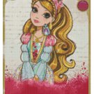 EVER AFTER HIGH ASHLYNN ELLA #1  CROSS STITCH PATTERN PDF ONLY