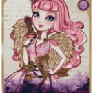 EVER AFTER HIGH C A CUPID #1  CROSS STITCH PATTERN PDF ONLY