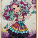 EVER AFTER HIGH MADELINE HATTER  CROSS STITCH PATTERN PDF ONLY