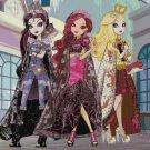 EVER AFTER HIGH #3 CROSS STITCH PATTERN PDF ONLY