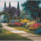 GARDEN ARBOR - GARDEN CROSS STITCH PATTERN PDF ONLY