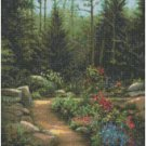 ROCK GARDEN - GARDEN CROSS STITCH PATTERN PDF ONLY