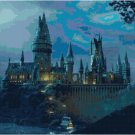 HARRY POTTER HOGWARTS #4 CROSS STITCH PATTERN PDF ONLY