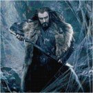 HOBBIT THORIN OAKENSHIELD CROSS STITCH PATTERN PDF ONLY