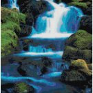WATERFALL #1 CROSS STITCH PATTERN PDF ONLY