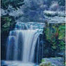 WATERFALL #2 CROSS STITCH PATTERN PDF ONLY