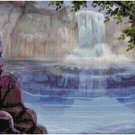 WATERFALL #4 CROSS STITCH PATTERN PDF ONLY