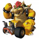 SUPER MARIO BROS BOWSER  CROSS STITCH PATTERN PDF ONLY