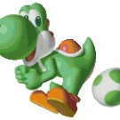 SUPER MARIO BROS YOSHI CROSS STITCH PATTERN PDF ONLY