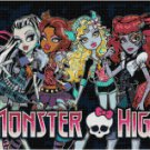 MONSTER HIGH #1 CROSS STITCH PATTERN PDF ONLY