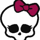 MONSTER HIGH #4 CROSS STITCH PATTERN PDF ONLY