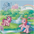 MY LITTLE PONY RETRO #2 CROSS STITCH PATTERN PDF ONLY