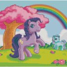 MY LITTLE PONY RETRO #3 CROSS STITCH PATTERN PDF ONLY