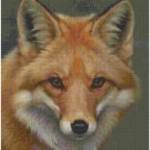 FOX #1 CROSS STITCH PATTERN PDF ONLY