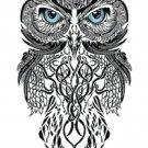 OWL #1 CROSS STITCH PATTERN PDF ONLY