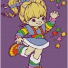 RAINBOW BRITE #1 CROSS STITCH PATTERN PDF ONLY