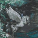 PEGASUS IN THE FOREST CROSS STITCH PATTERN PDF ONLY
