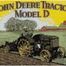VINTAGE JOHN DEERE TRACTOR #2 CROSS STITCH PATTERN PDF ONLY