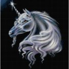 SPARKLE UNICORN CROSS STITCH PATTERN PDF ONLY