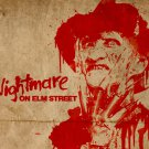 FREDDY KRUEGER #3 NIGHTMARE ON ELM STREET CROSS STITCH PATTERN PDF ONLY
