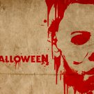 HALLOWEEN #2 MICHAEL MYERS CROSS STITCH PATTERN PDF ONLY