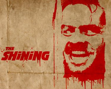THE SHINING STEPHEN KING CROSS STITCH PATTERN PDF ONLY