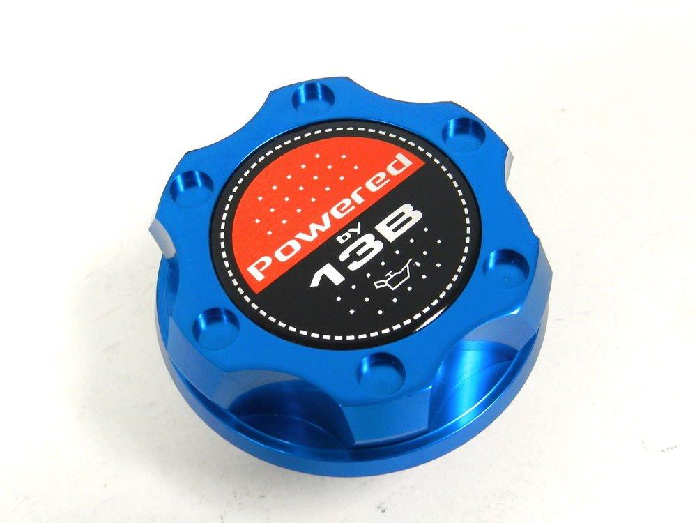 BLUE BILLET RACING ENGINE OIL FILLER CAP MAZDA RX7 RX8 13B