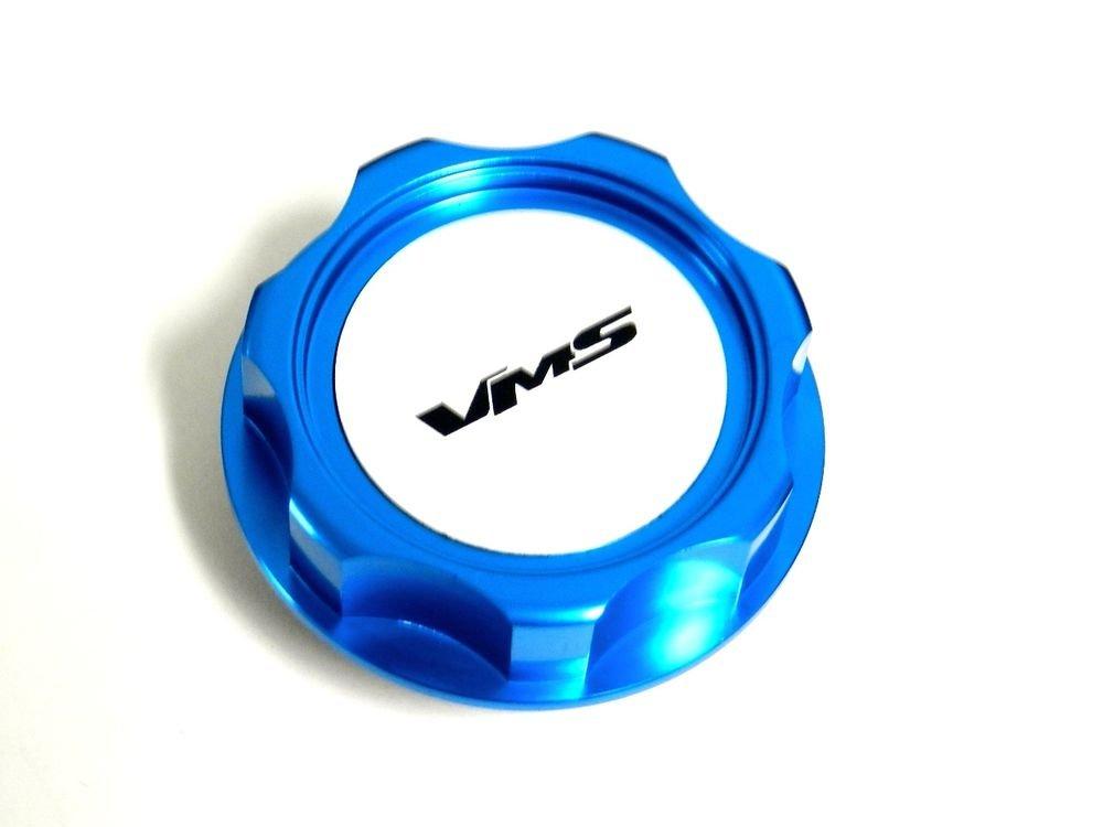 VMS RACING BLUE M7 BILLET RACING ENGINE OIL CAP FOR NISSAN INFINITI S