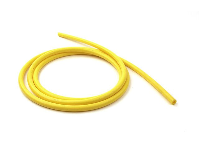 5FT YELLOW 10MM UNIVERSAL CAR TRUCK SUV VACUUM HOSE LINE