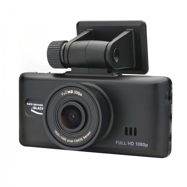 PowerUCC Panorama S MATTE BLACK PANSDVR DashCam DVR Solution Car Video Recorder Panorama II S iis