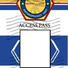 "Jeffersonian Badge ""Bones"" Personalized"