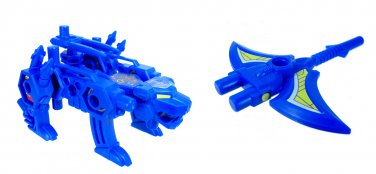 Cobiak & Deep Blue (Heroic Blue)