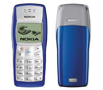 NOKIA 1100b Digital Cell Phone for Tracfone