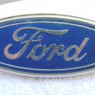 "Ford OEM 4.125"" Blue Oval Emblem Badge Grille for Tempo Escort"