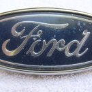 "Ford OEM 3.8 x 1.5"" Blue Oval Emblem Badge Grille for Contour and Others"