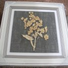 3D wooden wall picture for decoration (39*39cm) - flower A