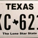 "Texas ""Classic"" License Plate (BKC 6213)"