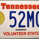 "2014 Tennessee: U.S. Army License Plate ""Flat"" (52M03)"