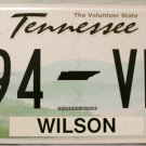 2013 Tennessee License Plate (394 VMW)