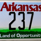 2015 Rogers, Arkansas ALPCA 61st Convention License Plate (237)