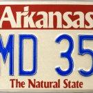 1998 Arkansas License Plate (SMD 354)